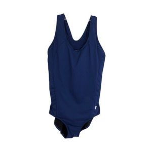 Baleaf Swim - Baleaf Blue Athletic One Piece Swimsuit 38